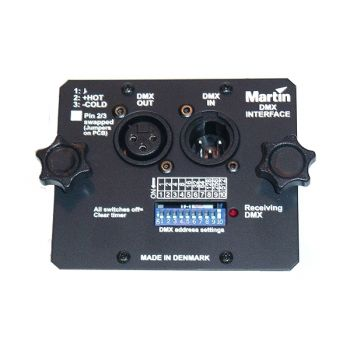 MARTIN Magnum DMX Interface for Magnu